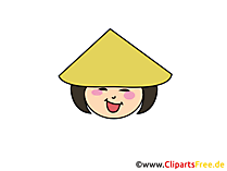 China Clipart, Bild, Cartoon, Comic, Illustration gratis