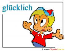Glück Bild-Cliparts free