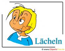Laecheln Clipart free