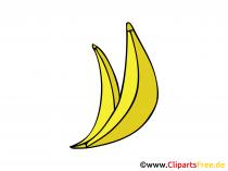 Bananas Clip Art, Image, Pic free