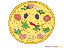 Bilder von Pizza
