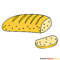 Clipart Brot