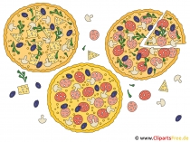 Cliparts Pizza
