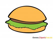 Fast food afbeelding, clipart, illustratie, grafisch, tekenen gratis