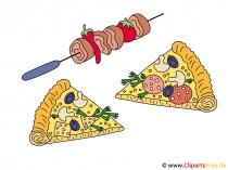 Fastfood Clip Art