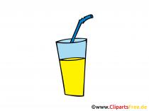 Juice clip art gratis