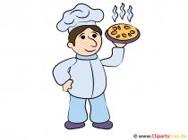Pizza Comic