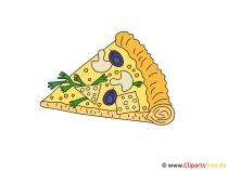 Pizza grafisch