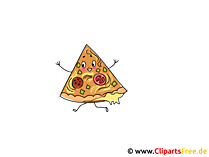 Pizza Stykke Clipart