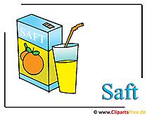Gratis Clipart Saft, Lebensmittel