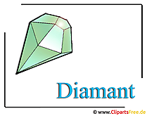 Diamant Clipart free