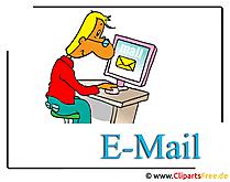 E-Mail Clipart Programmierer