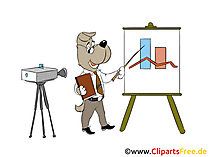 Management Clipart, Bild, Grafik