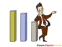 Manager Bild, Clipart, Grafik, Cartoon, Illustration gratis