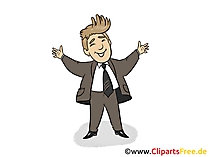 Personalsuche Bild, Clipart, Grafik, Cartoon, Illustration