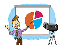 Pie chart Clipart, Pic, Image gratis