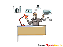 Projektarbeit Clipart, Grafik, Bild, Cartoon