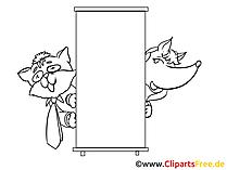 Schild, Platzhalter Clipart, Bild, Zeichnung, Cartoon