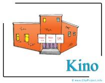 Kino Bild-Clipart free