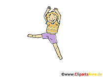 Spass Clipart, Bild, Cartoon, Comic, Grafik