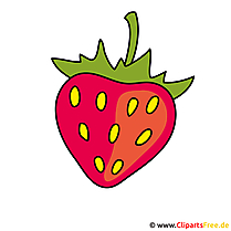 Erdbeere Bild