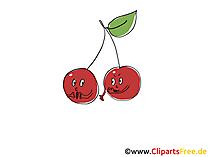 Kirschen Clipart