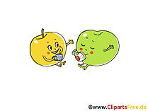 Fruit clipart gratis