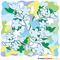 Blume Clipart free