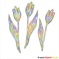 Schneegloeckchen Bild - Fruehling Clipart kostenlos