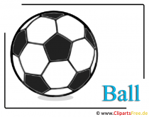 Ball Image - Futbol Royalty Free
