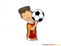 Clipart voetbal