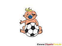 Fußball Bild lustig