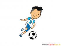 Fussball Cliparts gratis