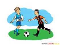 Fussball Einladung selbst gestalten