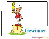 Gewinner - Sport Cliparts free