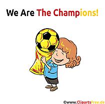 Soccer Clipart gratis