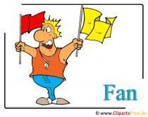 Sport Fan Image for free