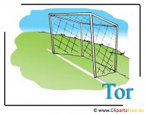 Tor - Fussball Bild gratis runterladen