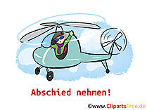 Zeg vaarwel clip art, foto, cartoon