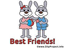 Aller beste Freunde Sprueche und Bilder