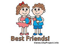 Bilder zu Freundschaften