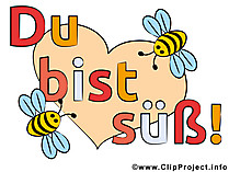 Liefje clipart