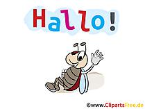 Ecards Hallo