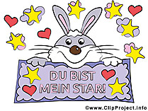 GB Bilder Liebe - Du bist mein Star
