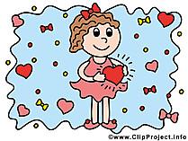 Clipart Aşk