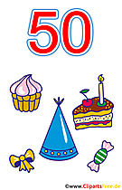 50 birthday clipart for free