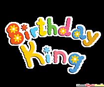 Fødselsdagsdronning og fødselsdagskonge