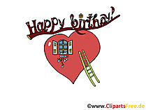Birthday Wishes with our Clip Art Pictures