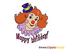 Clip Art Birthday bedava