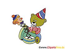 Comic Geburtstagsbilder
